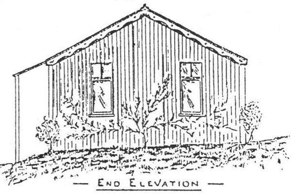 End Elevation